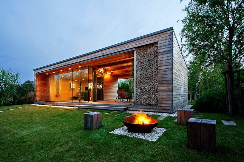 Small Cottage - Toth Project Architecture Office - Hungary - Exterior - Humble Homes