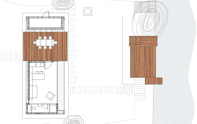 Small Cottage - Toth Project Architecture Office - Hungary - Floor Plan - Humble Homes