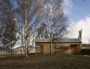 Wakatipu Guest House - Team Green Architects - New Zealand - Exterior - Humble Homes