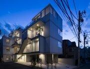 Apartment in Nishiazabu - SALHAUS - Small Apartments - Japan - Exterior - Humble Homes