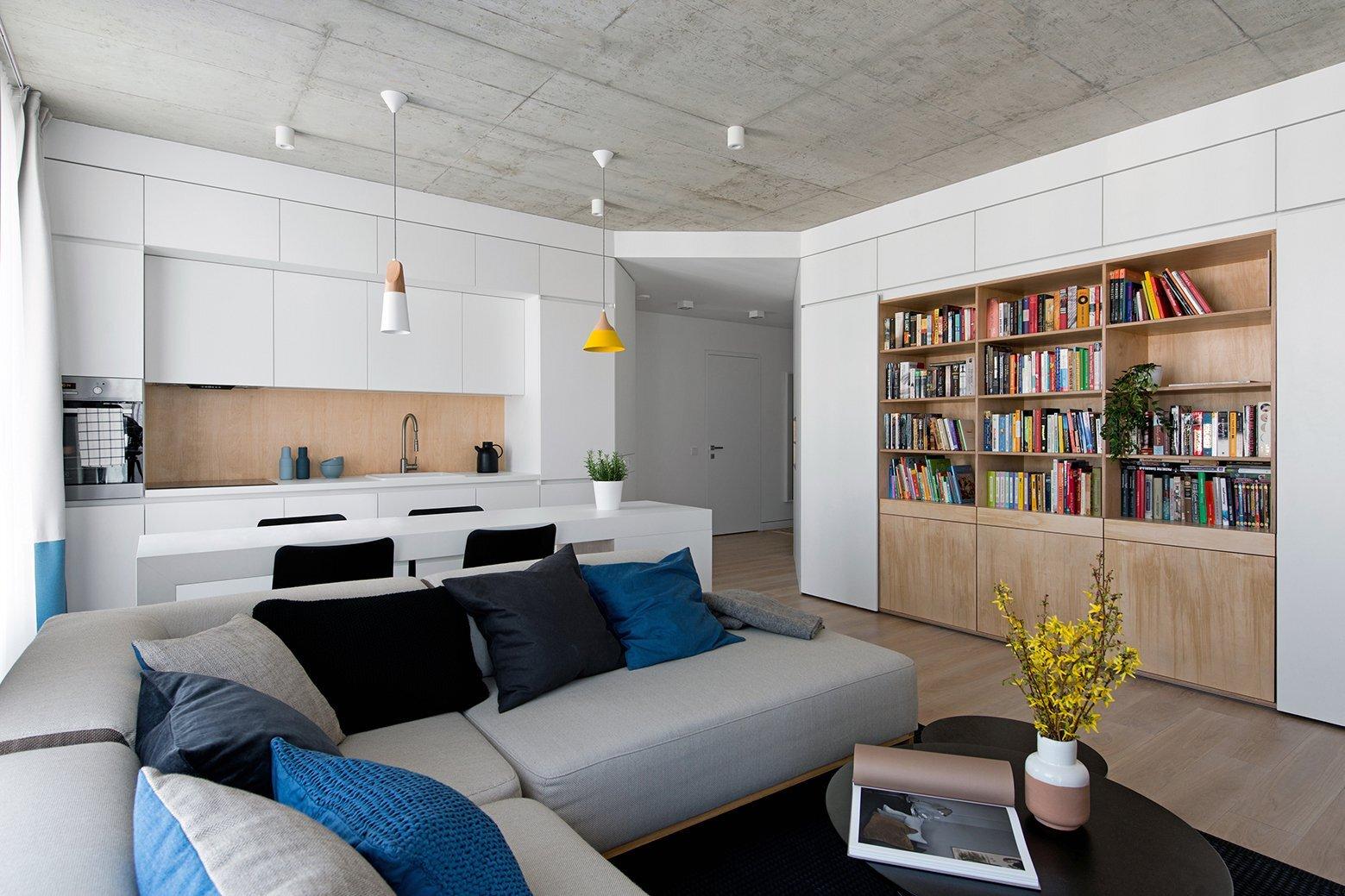Apartment in Vilnius - Normundas Vilkas - Lithuania - Living Area - Humble Homes