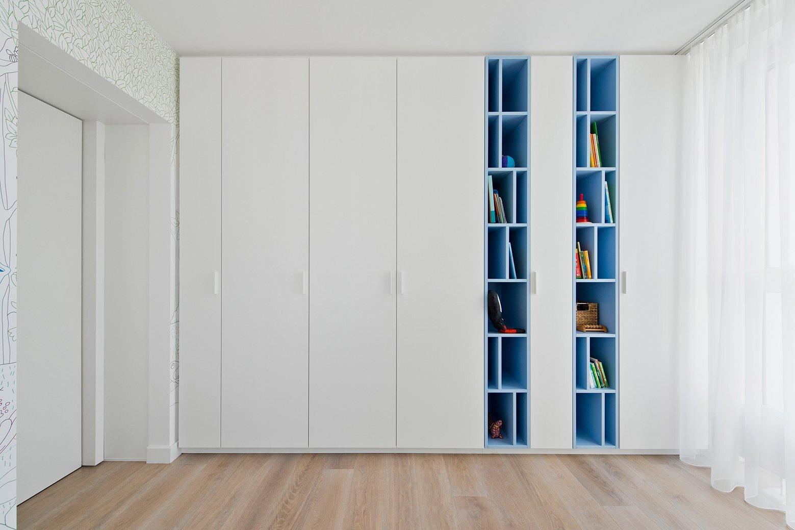 Floor to ceiling storage cabinets - Apartment In Vilnius Normundas Vilkas Lithuania Storage Humble Homes