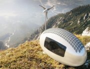 Ecocapsule - Nice Architects - Sweden - Exterior - Humble Homes