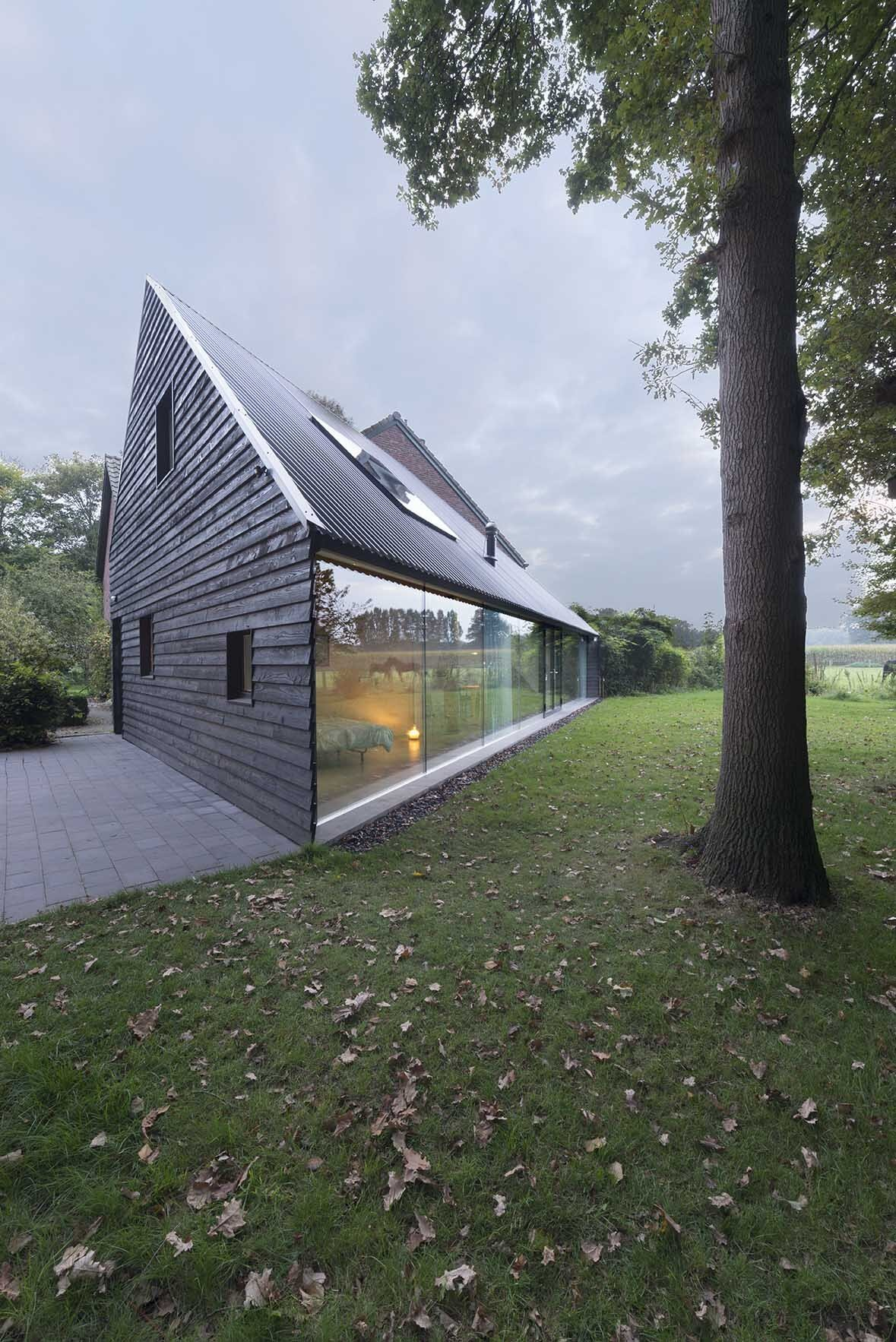 House in Almen - Barend Koolhaas - The Netherlands - Exterior - Humble Homes