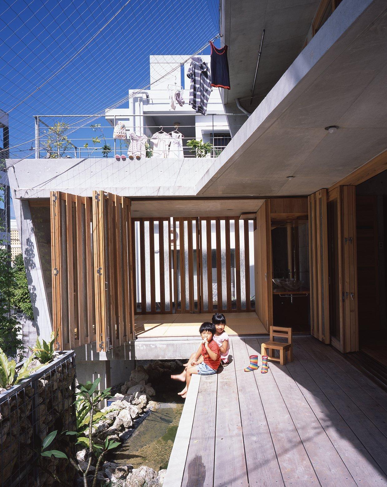 MA of Wind - Small Japanese House - Ryuichi Ashizawa Architect & Associates - Japan - Pond - Humble Homes