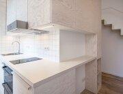 Micro-Apartment - Spamroom + John Paul Coss - Berlin - Kitchen - Humble Homes