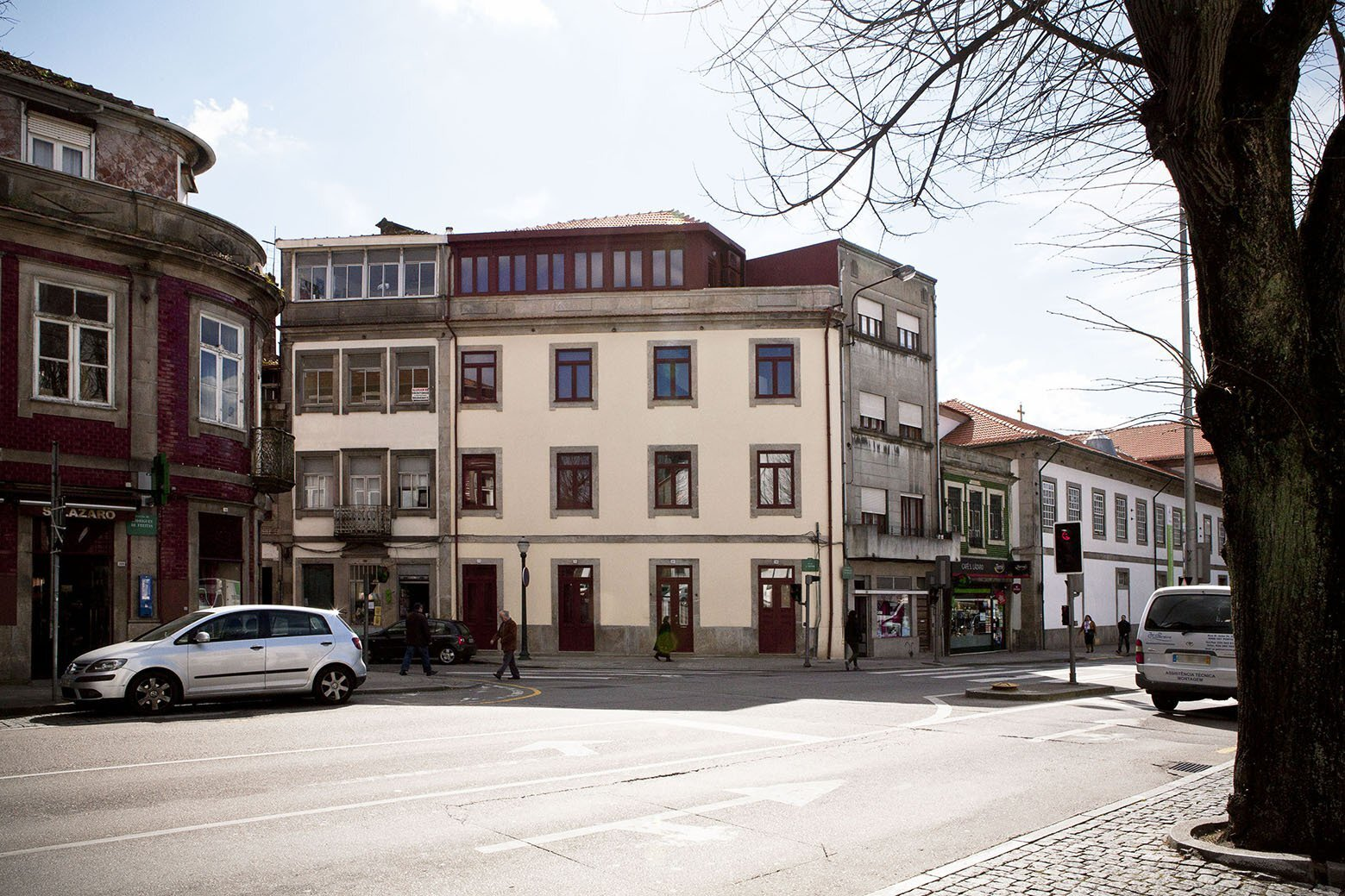 S. Victor Lofts - A2OFFICE - Portugal - Exterior - Humble Homes