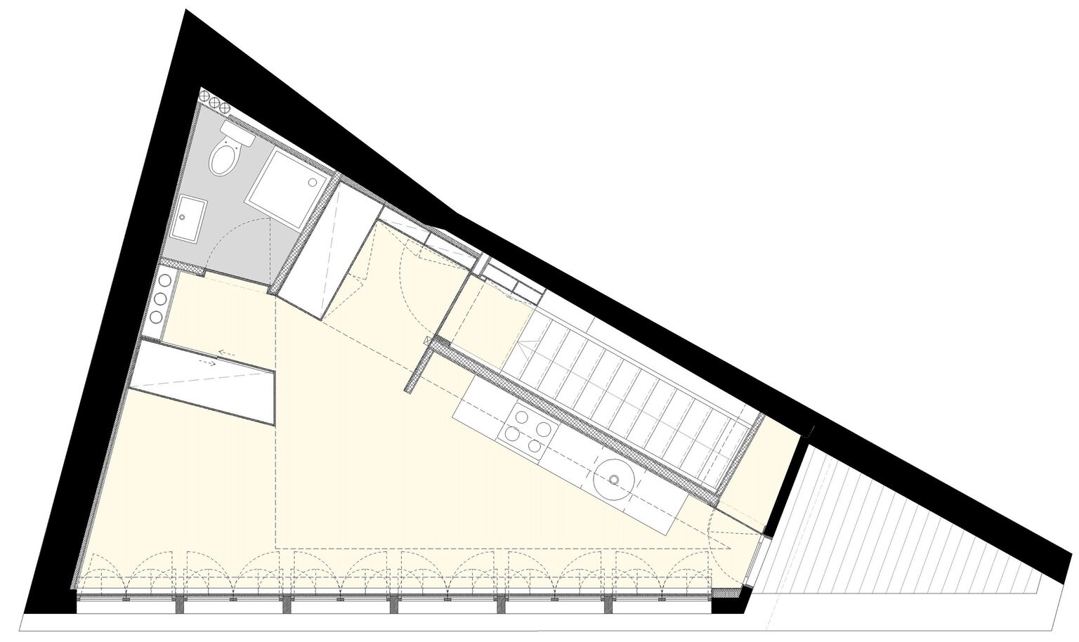 S. Victor Lofts - A2OFFICE - Portugal - Floor Plan - Humble Homes