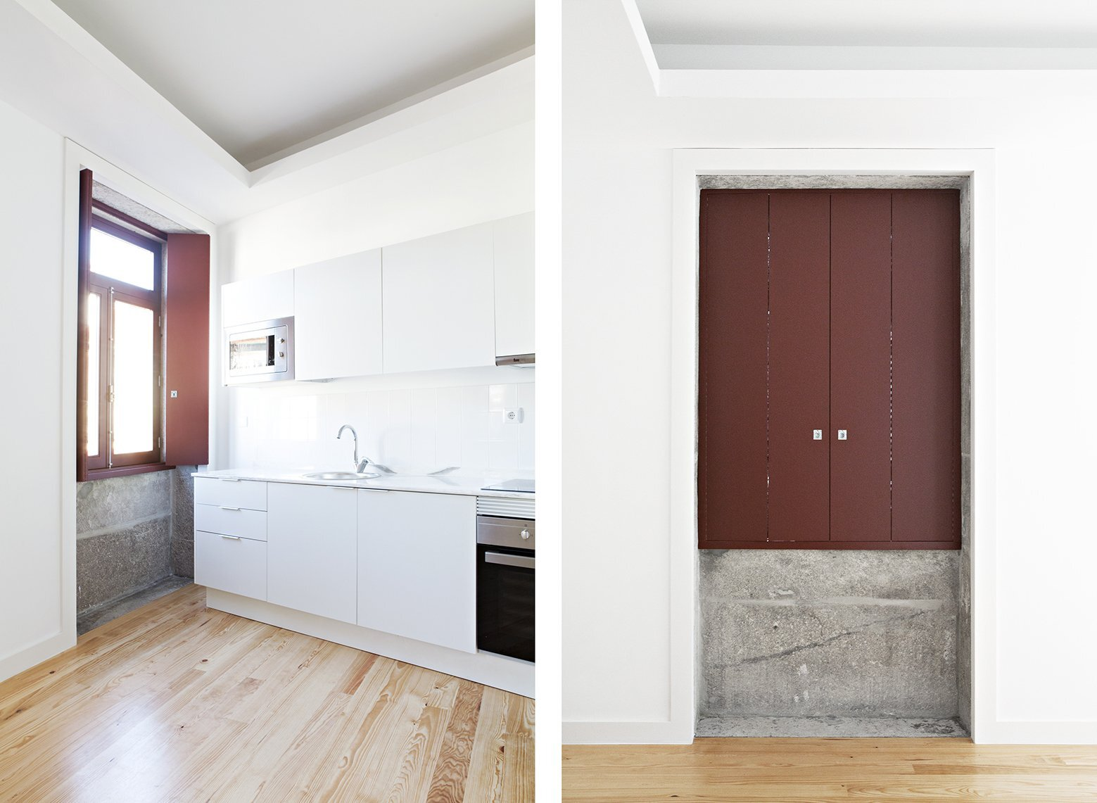 S. Victor Lofts - A2OFFICE - Portugal - Kitchen - Humble Homes