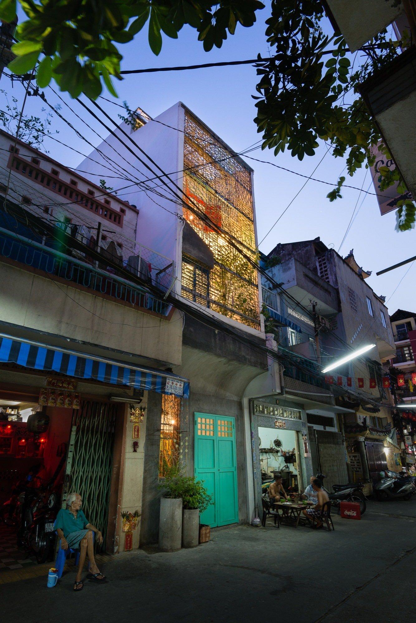 Saigon House - Small House - a21studio - Vietnam - Exterior - Humble Homes