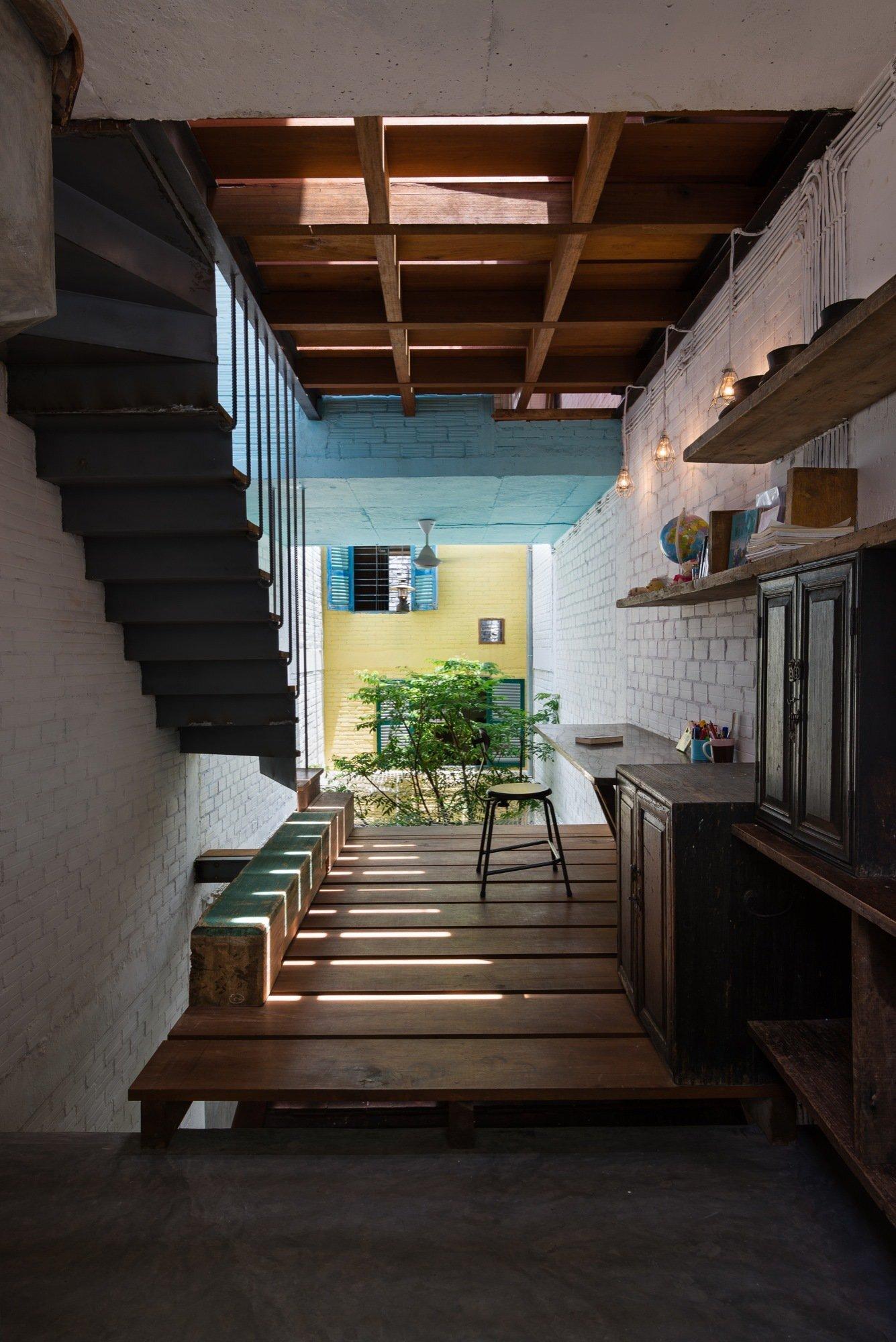 Saigon House - Small House - a21studio - Vietnam - Living Area 2 - Humble Homes