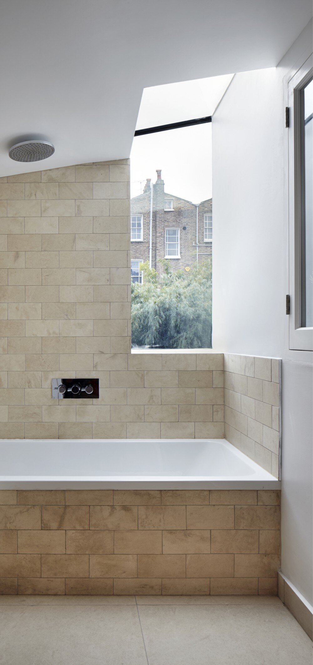 The Brick House - Fraher Architects - London - Bathroom - Humble Homes