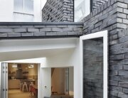 The Brick House - Fraher Architects - London - Living Area - Humble Homes