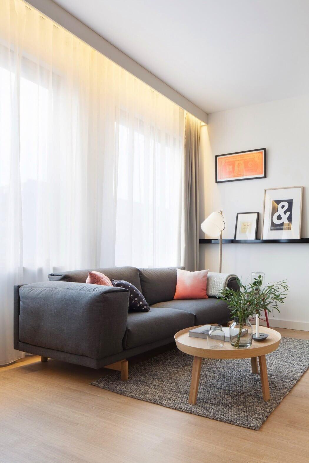 Zoku Loft - Concrete - Amsterdamn - Living Room - Humble Homes