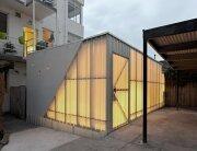 Artists Studio - Edwards Moore - Melbourne - Exterior - Humble Homes