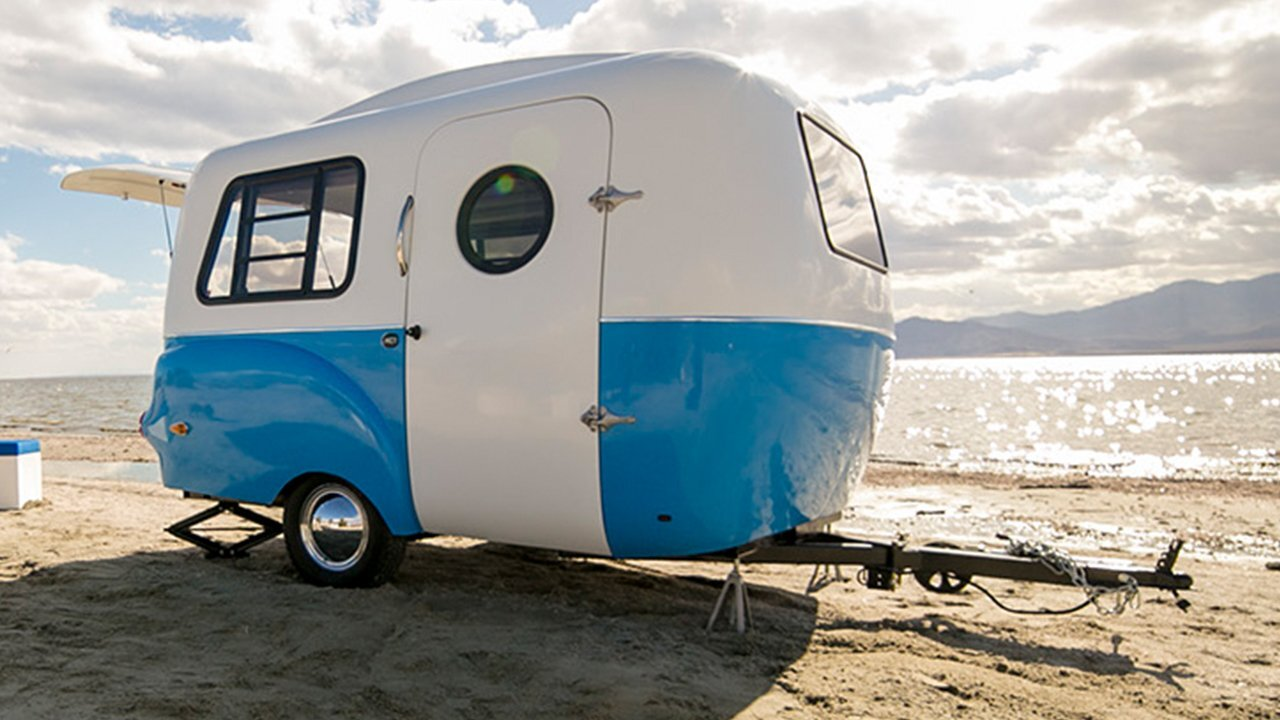 Example of a Micro Camper