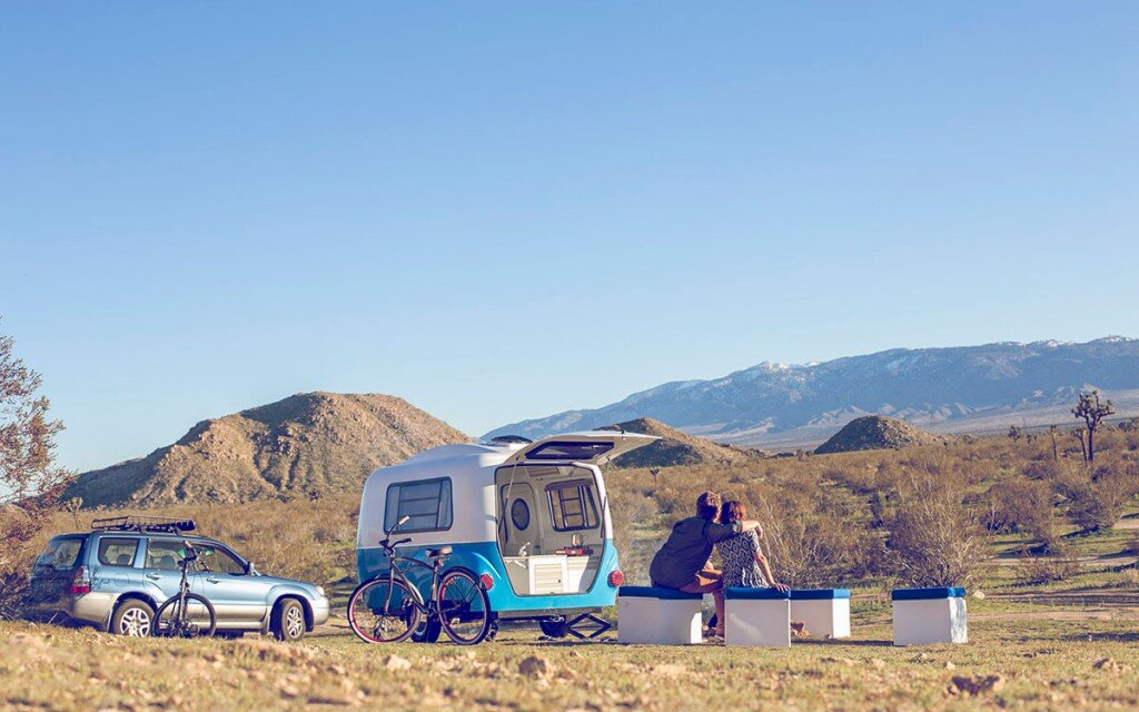 Happier Camper - Tiny Camper - California - On site - Humble Homes