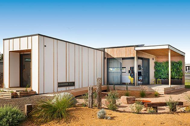 Ecoliv S Sustainable Prefab Houses Boast A Host Of Green