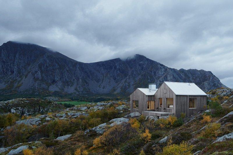 Small Cabin - Kolman Boye Architects - Vega Norway - Exterior - Humble Homes