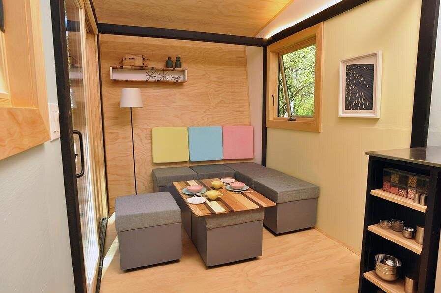 Toybox Home A Stylish Tiny House on Wheels For 48000