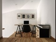 Attic for an Architect - buro5 - Moscow - Loft - Humble Homes