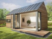 Eco Pod - Garden Studio - Pod Space - UK - Exterior - Humble Homes