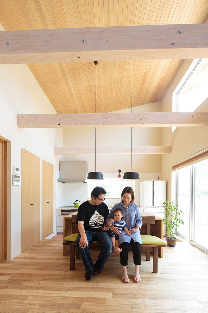 House in Yoshinaga - Tomoyuki Uchida - Japan - Kitchen - Humble Homes