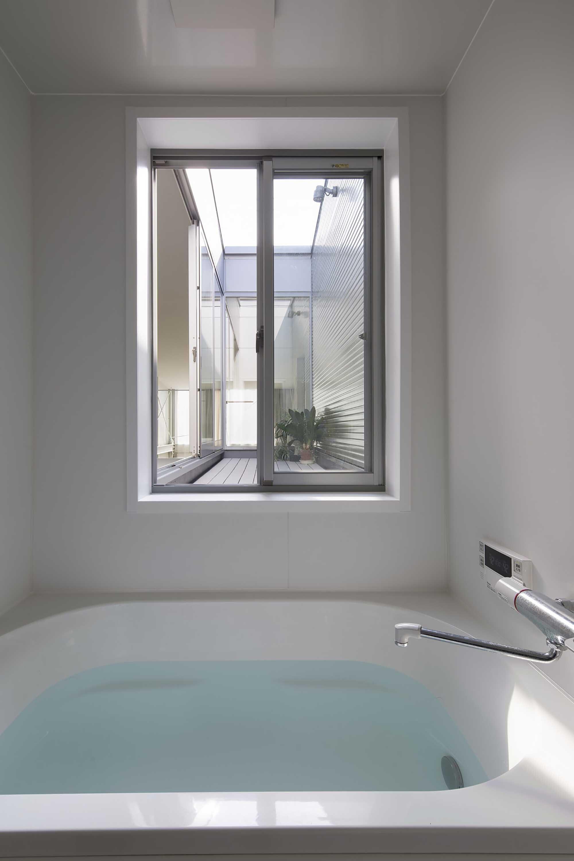 Kakko House - Small House - YYAA - Japan - Bathroom - Humble Homes