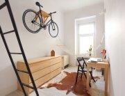Tiny Apartment - Szymon Hanczar - Poland - Living Area Front - Humble Homes