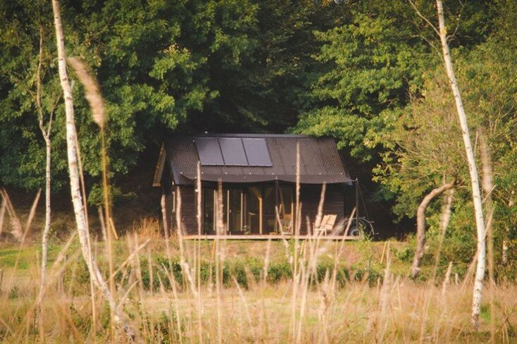 Tiny Cabin - Out Of The Valley - Devon - Exterior - Humble Homes