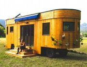Wohnwagon - Off-Grid Caravan - Austria - Exterior - Humble Homes
