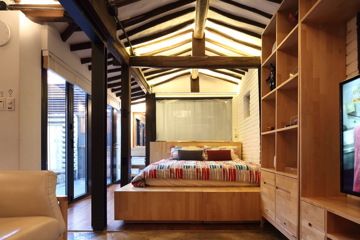 Creative House - Z_Lab - South Korea - Bedroom - Humble Homes