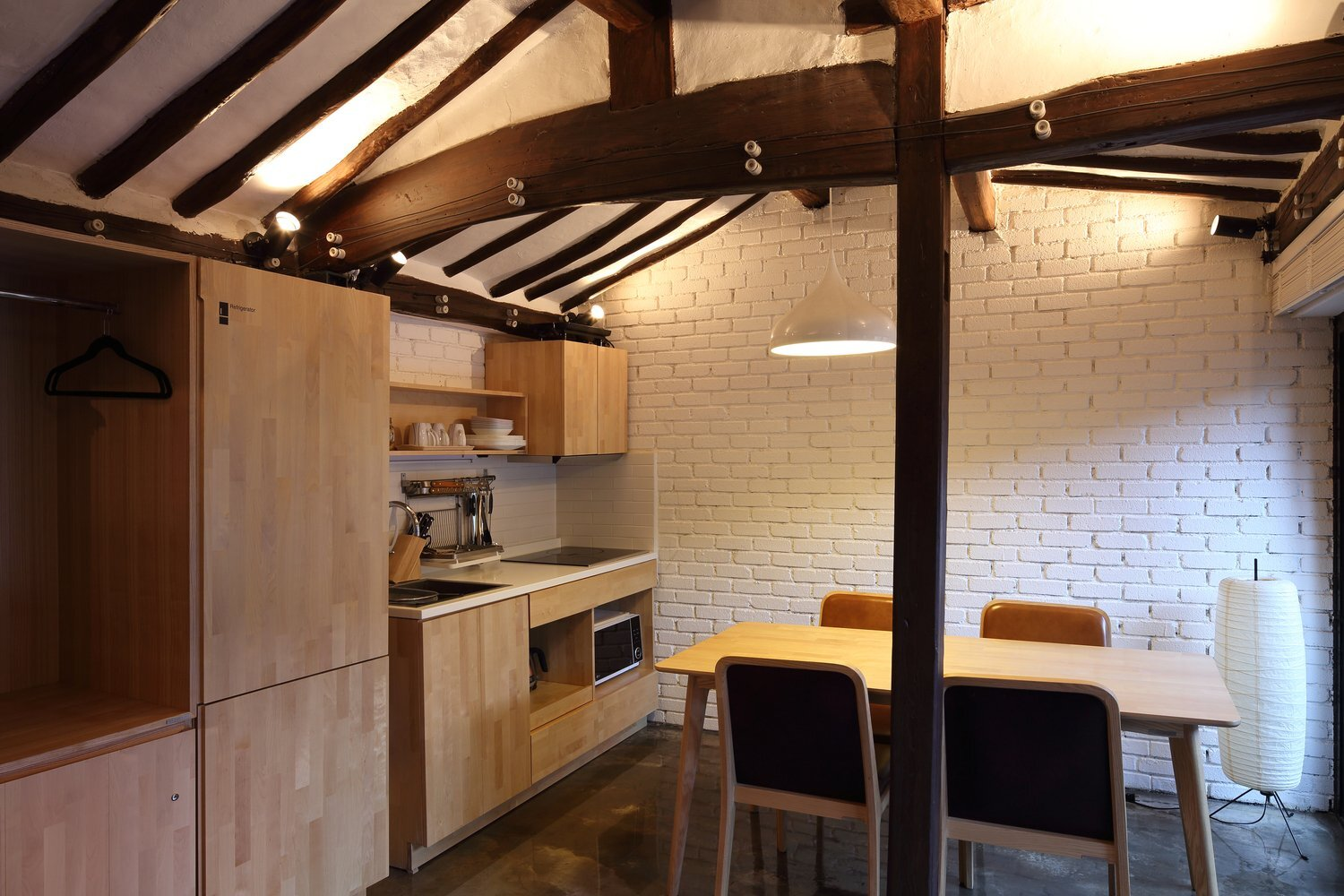 Creative House - Z_Lab - South Korea - Kitchen - Humble Homes