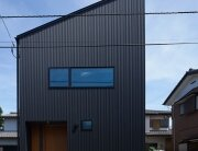 House Ageo - Small House - KASA Architects - Japan - Exterior - Humble Homes