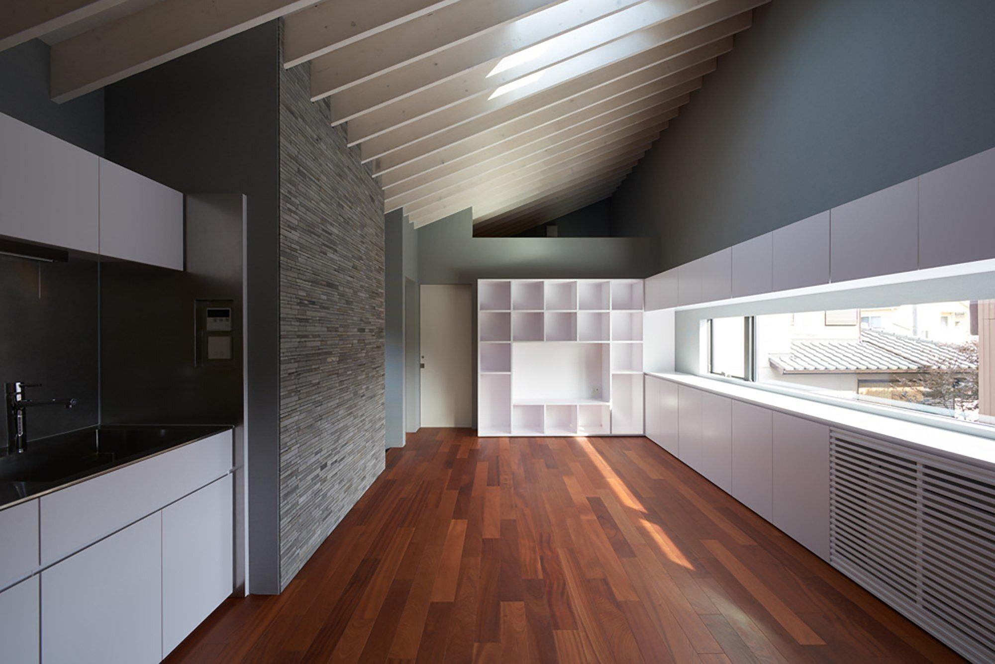 House Ageo - Small House - KASA Architects - Japan - Living Area - Humble Homes