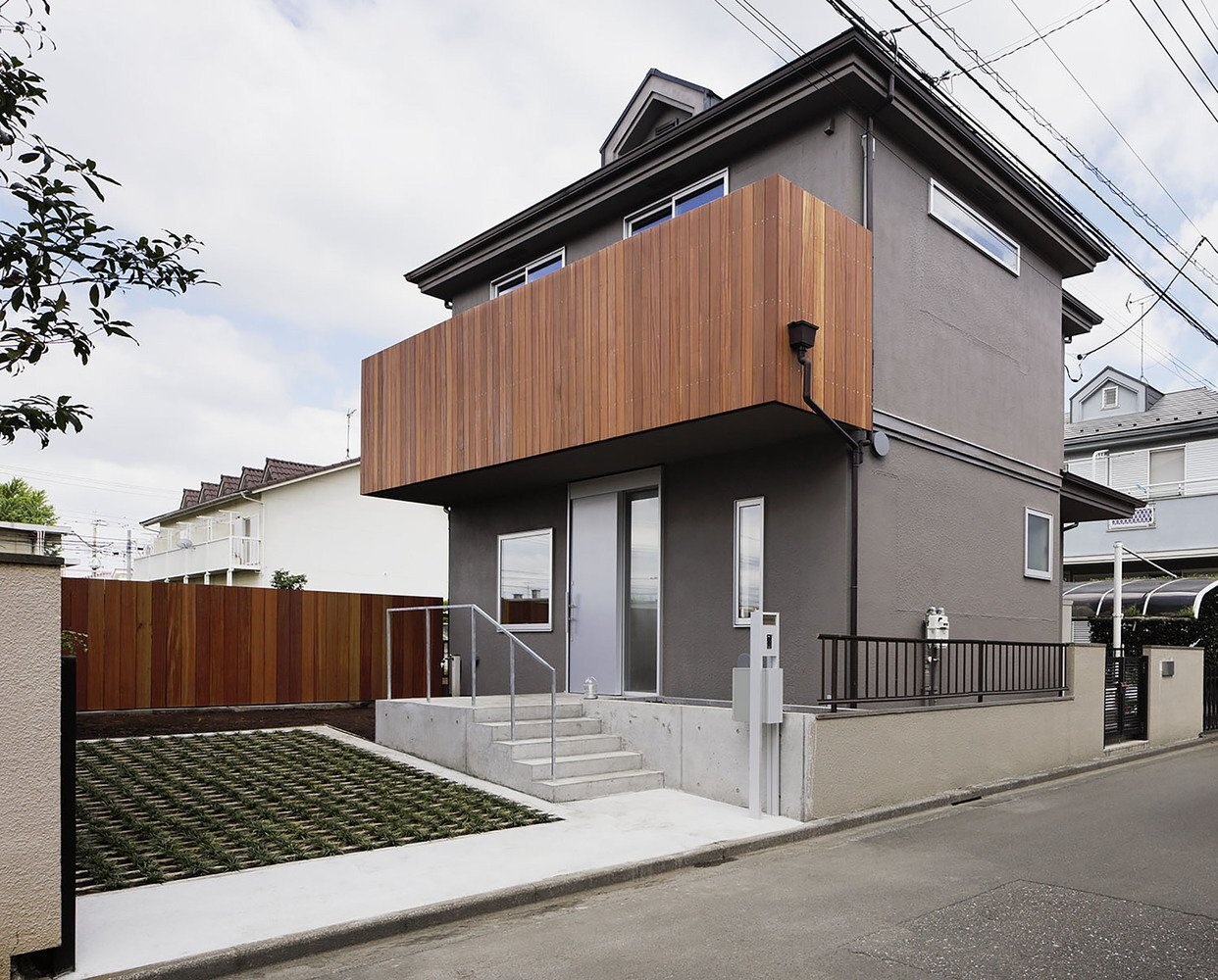 House of Kodaira - KASA Architects - Tokyo - Exterior - Humble Homes
