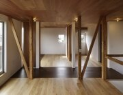House of Kodaira - KASA Architects - Tokyo - Living Room - Humble Homes