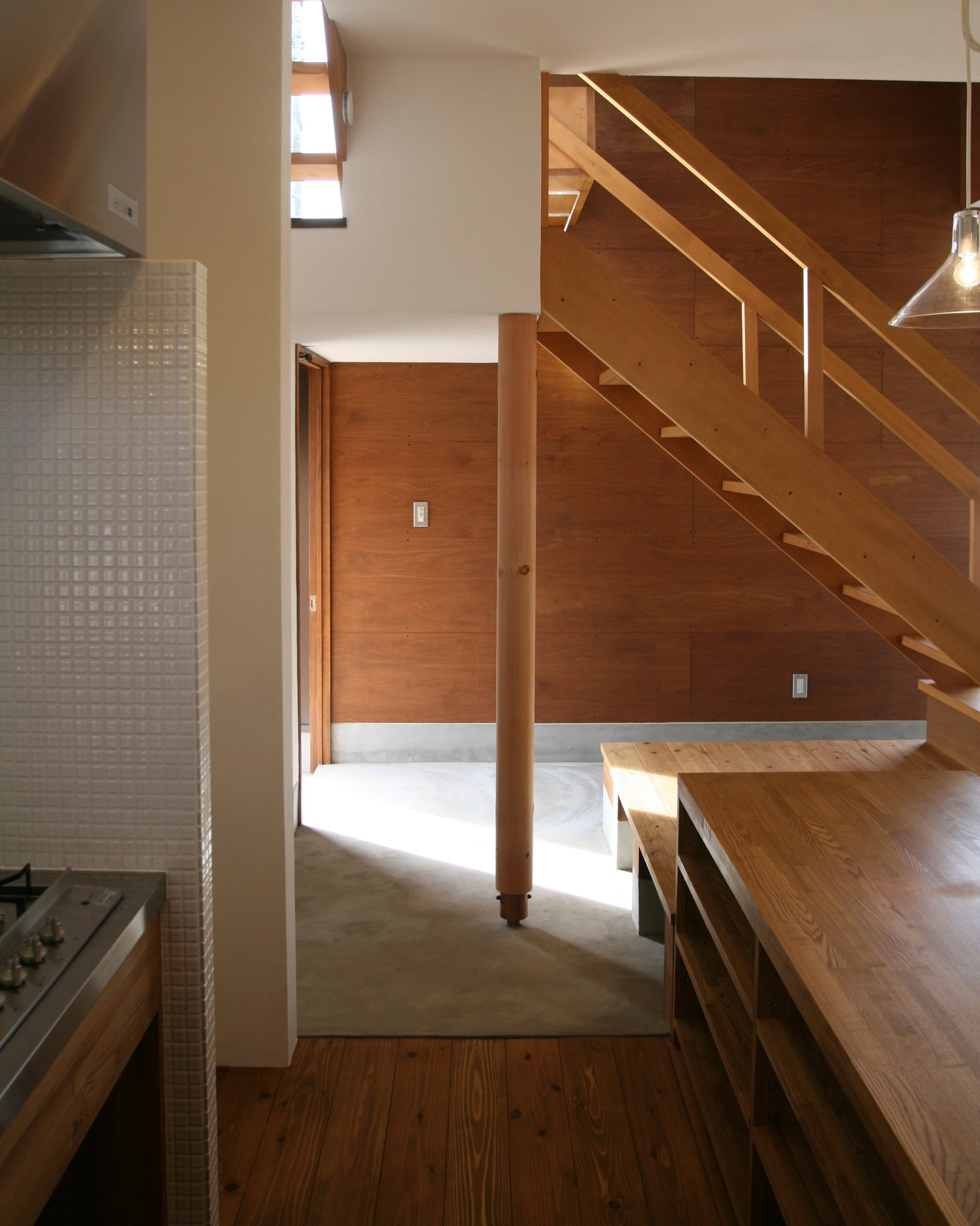 Kamo House - a.un architects - Gifu - Kitchen - Humble Homes