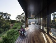 Sawmill House - Archier - Australia - Deck - Humble Homes