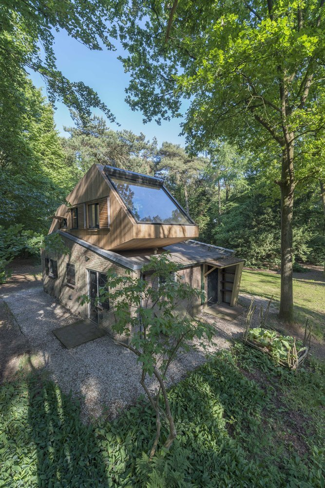 Transformation Forest House - Bloot Architecture - The Netherlands - Exterior - Humble Homes