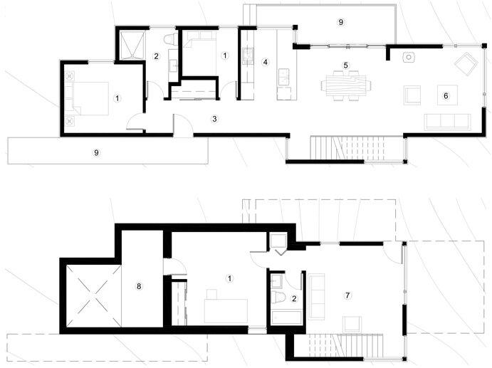 Val Des Monts - Retreat - Christopher Simmonds - Ottawa - Floor Plan - Humble Homes