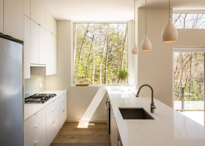 Val Des Monts - Retreat - Christopher Simmonds - Ottawa - Kitchen 2 - Humble Homes