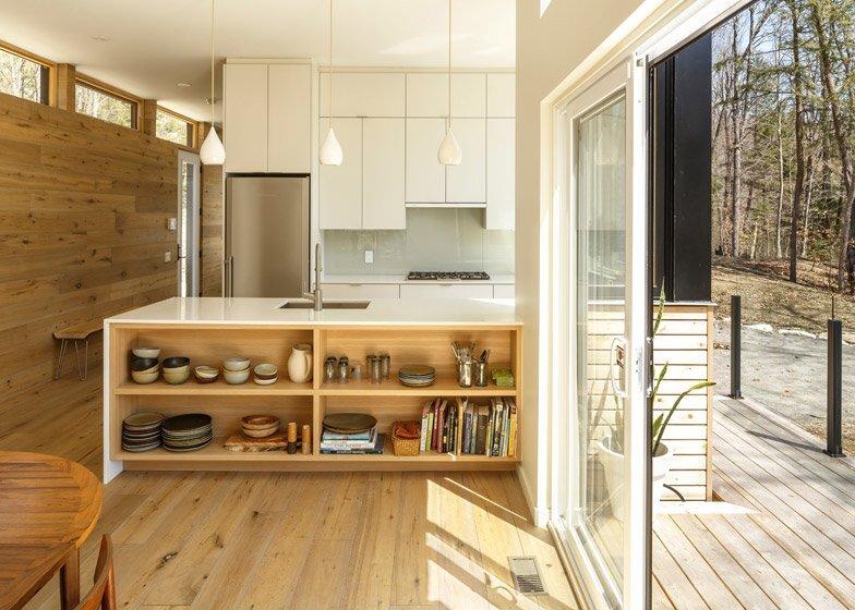 Val Des Monts - Retreat - Christopher Simmonds - Ottawa - Kitchen - Humble Homes
