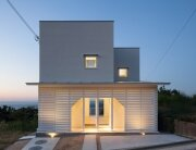 Awaji Island House - IZUE - Small House - Japan - Exterior - Humble Homes
