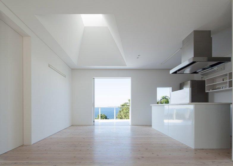 Awaji Island House - IZUE - Small House - Japan - Living Area - Humble Homes