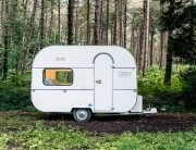 Dojo Wheels - Tiny Camper - FIVE AM - Belgium - Exterior - Humble Homes