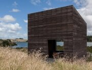 Eyrie - Small Vacation Cabins - Cheshire Architects - New Zealand - Exterior - Humble Homes