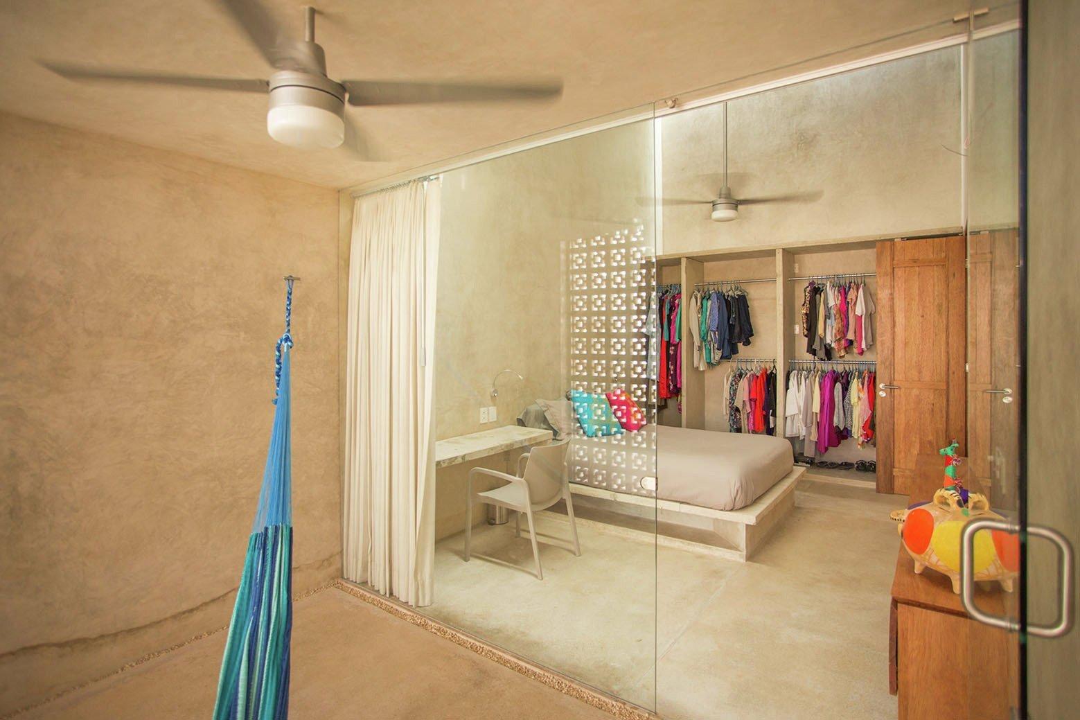 Gabriela House - TACO - Mexico - Bedroom - Humble Homes