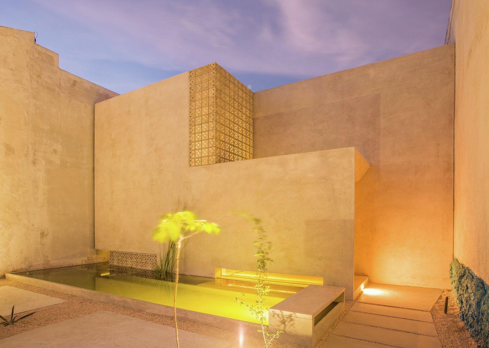 Gabriela House - TACO - Mexico - Exterior - Humble Homes
