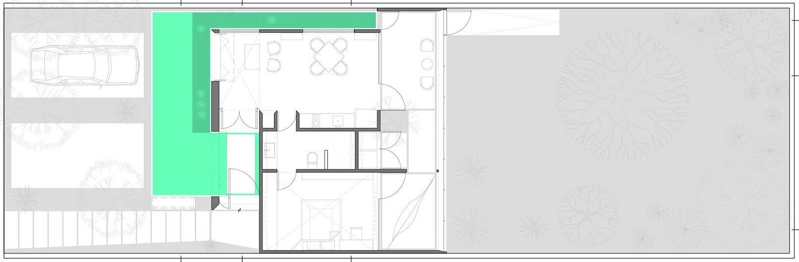 Gabriela House - TACO - Mexico - Floor Plan - Humble Homes